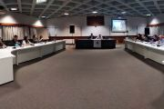 Sesión ordinaria del Consejo Social de la Universidad