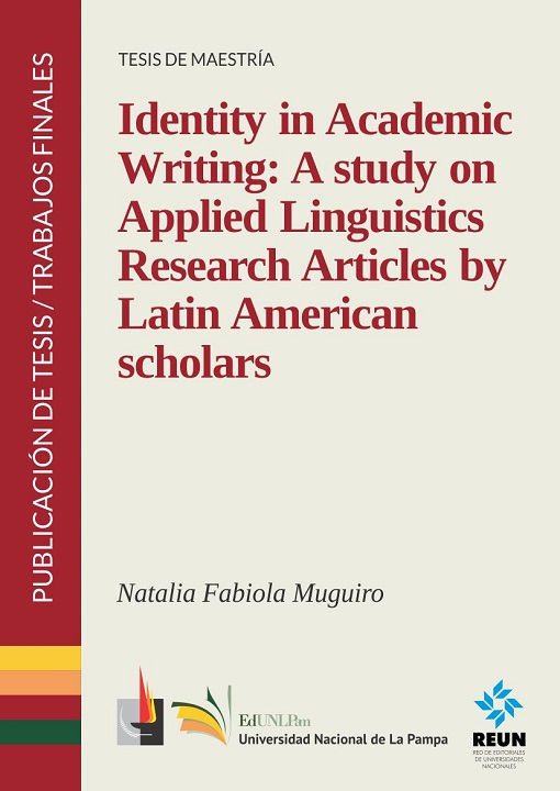 Identity in Academic Writing: A study on Applied Linguistics Research Articles by Latin American scholars