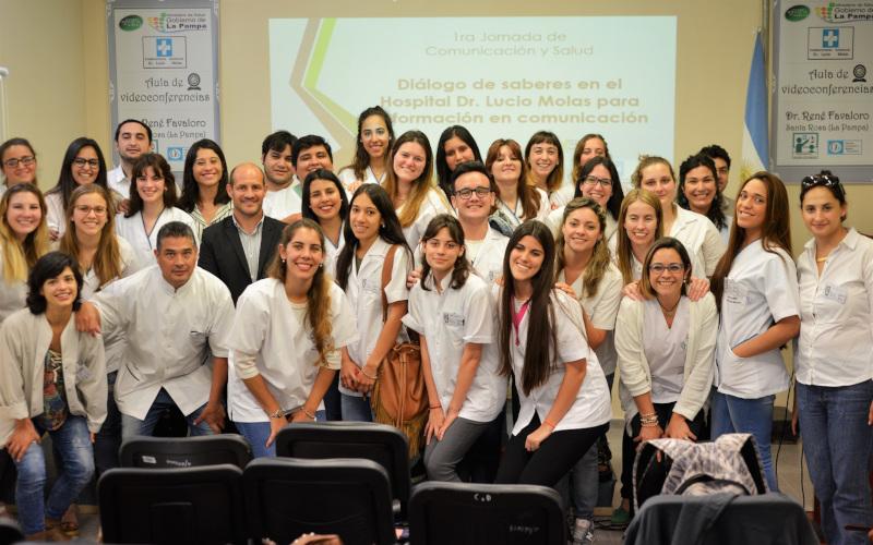 Integrando Saberes para fortalecer la Comunicación interna y externa en Salud Institucional
