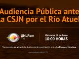 Audiencia Pública ante la CSJN por el Río Atuel